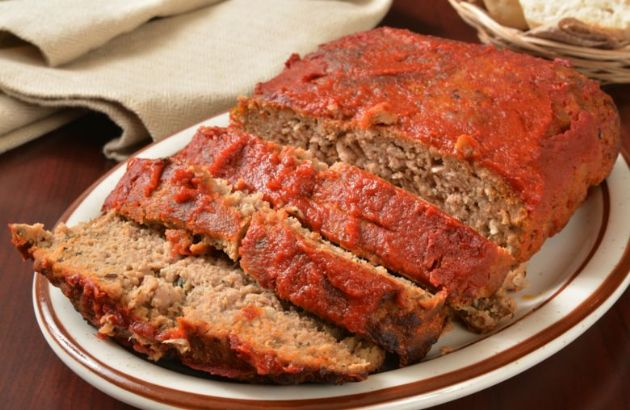 Meatloaf Plus Onion Soup Mix