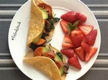 Sweet potato street tacos (Fitgirl recipe)