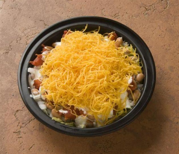 300 Calorie Lunch - Taco Salad