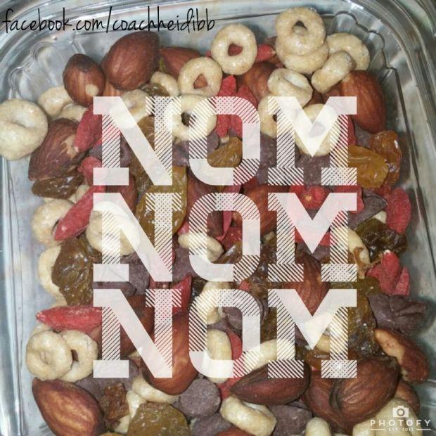 Tasty Trail Mix with Goji Berries