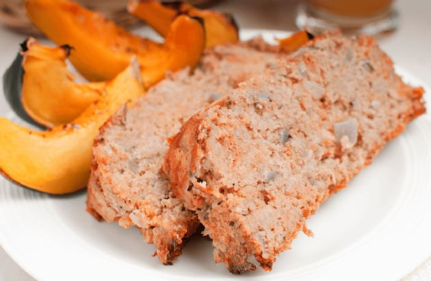 Terrific Turkey Meatloaf
