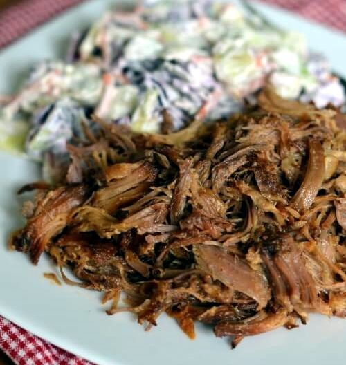 The BEST Pulled Pork for the Crock Pot