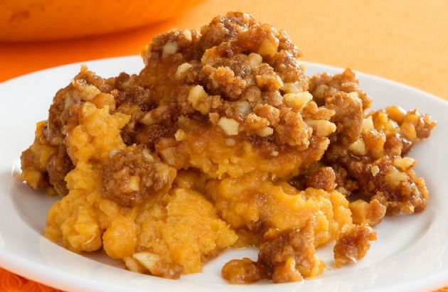 This Ain't Grandma's Sweet Potato Casserole