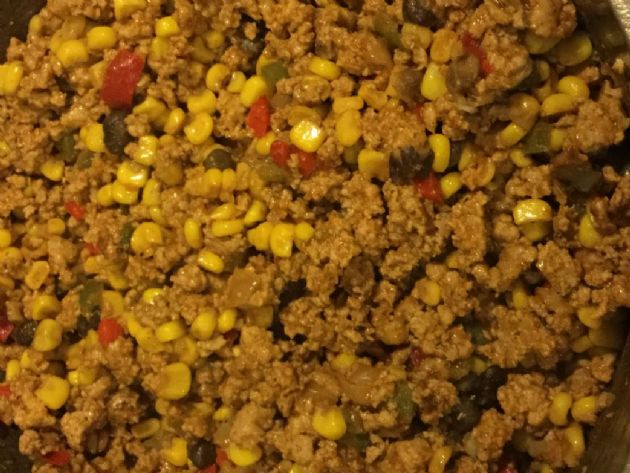 Turkey Taco Meat