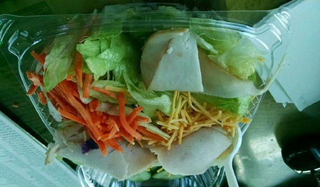 Turkey salad, small
