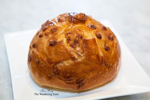 VIENNOISE AU CHOCOLAT, 5 pastries ~ 97 g each