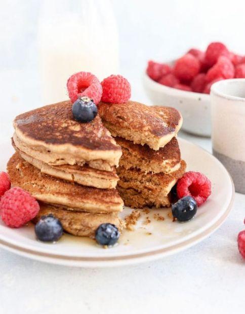Vegan Gluten-Free Pancakes
