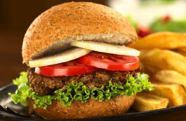 Vegan Lentil Burgers
