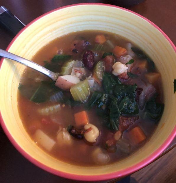 Vegetable Soup (Rachael Ray)