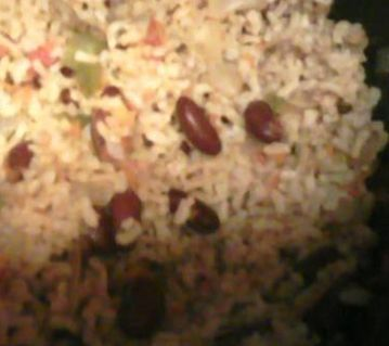 Veggie Palooza with Rice