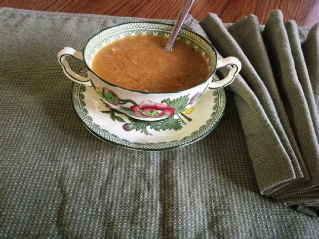 Winter squash soup