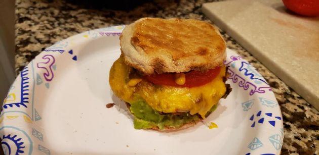Yummy Turkey Burgers That Taste Like BEEF!