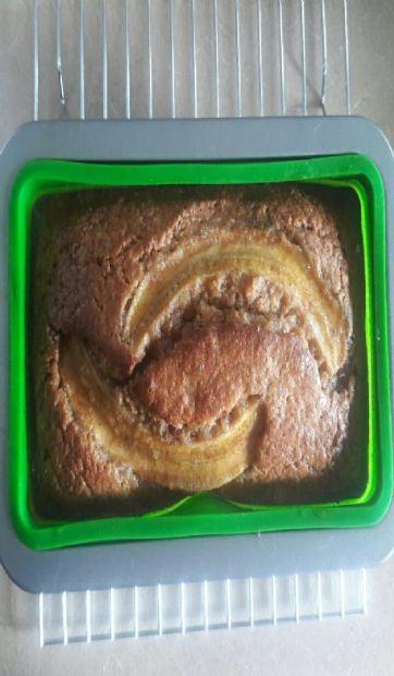Brown Butter Chai Spiced  banana bread