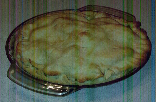 Mom's Oil Pie Crust