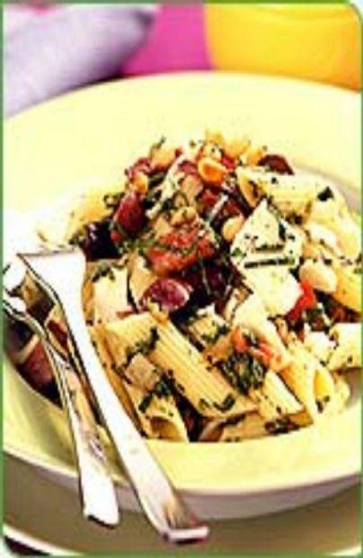 WW greek penne pasta