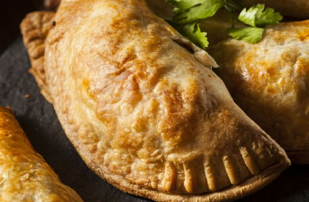 Ground Turkey and Vegetable Empanadas