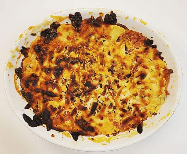 my (bryanm) Keto Pepperoni Pizza Bowl - 406g/Serving