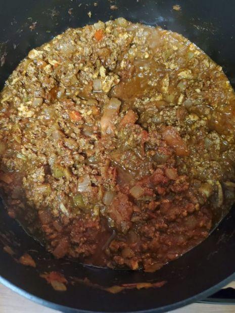 my (bryanm 20210) Keto Bison Turkey Chili - 285g/Serving