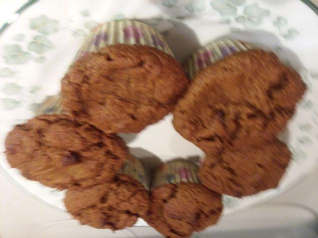 pumpkin muffins (paleo/clean eating)
