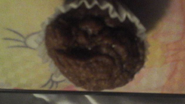 pumpkin protein mini muffins