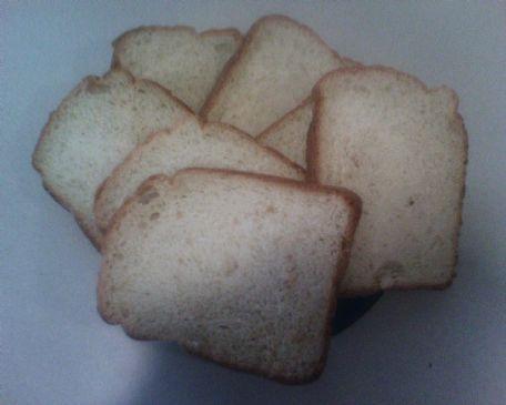Garlic and Dill Bread machine Bread