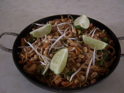 Lighter Pad Thai
