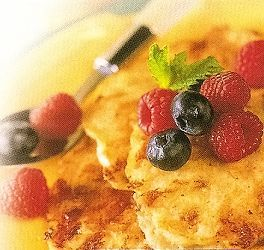 Apple Cottage Pancakes