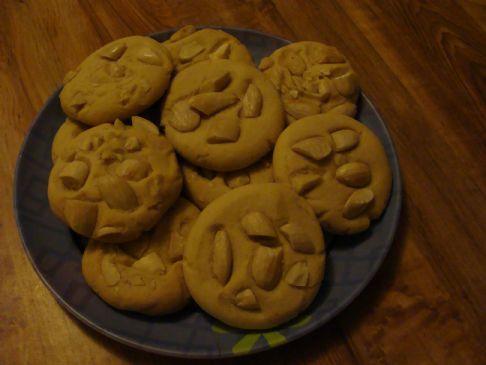 Turkish Almond Cookies