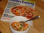 Clean Eating Minestrone Soup (with Quinoa)