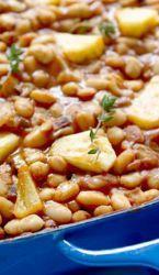 Hawaiian Baked Beans :: Vegan