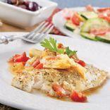 Athenian Fish (recipe from Publix Aprons)
