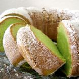 Pistachio Bundt Cake II (no healthy substitutions)