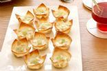 Crab Rangoon - Baked