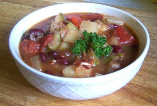 Giambatta (Vegetable Stew)