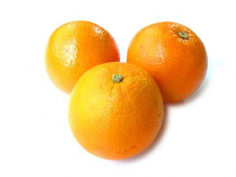 Fudgy Orange Cake