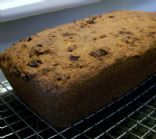 Banana - Pumpkin Loaf with Dried Fruits and Pecans