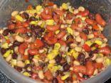 Southwestern Bean & Corn Salad