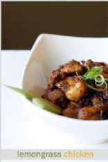 Vina Chicken w/Lemongrass