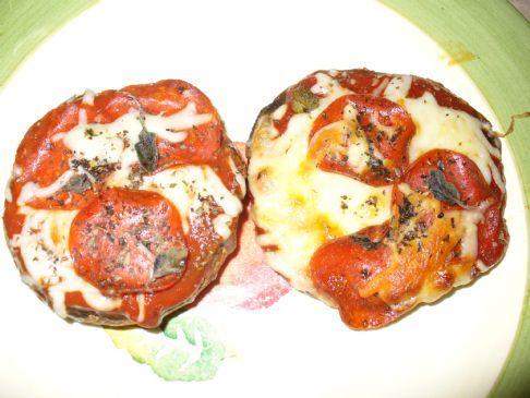 Goldsmith Portobello Pizza