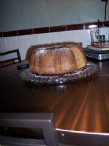 Cinnamon & Clove Spiced Bundt Cake