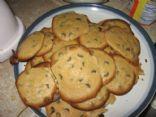 Mo's Chocolate Chip Cookies