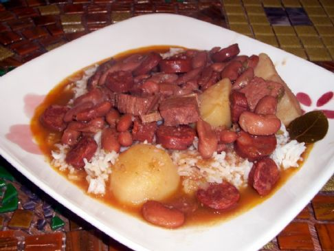 Red Beans- Cuban