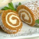 Pumpkin Cream Cheese Roll