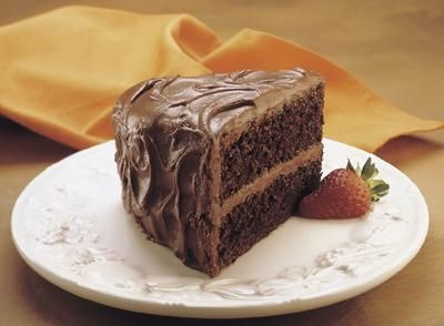 Hershey S Perfectly Chocolate Cake And Frosting Recipe