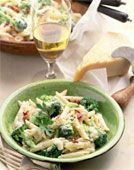 Pasta Primavera Alfredo - BIG BATCH