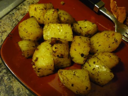 Roasted Potatos
