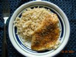 Flavor Baked Tilapia