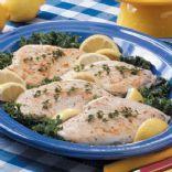Low-Fat Lemon Herb Chicken