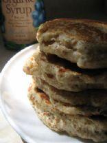 Jamie's Flax Meal Pancakes