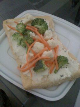 Alternative Veggie Pizza